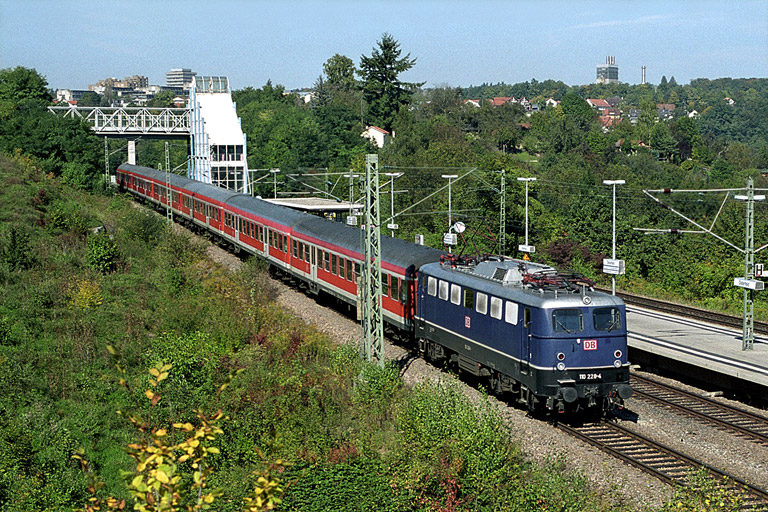 110 228 bei km 14,2 (September 2002)