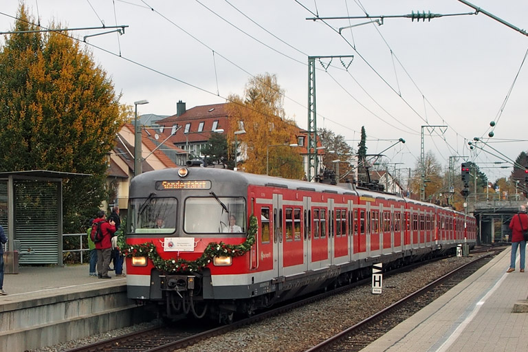 420 450 in Stuttgart-Vaihingen (November 2016)